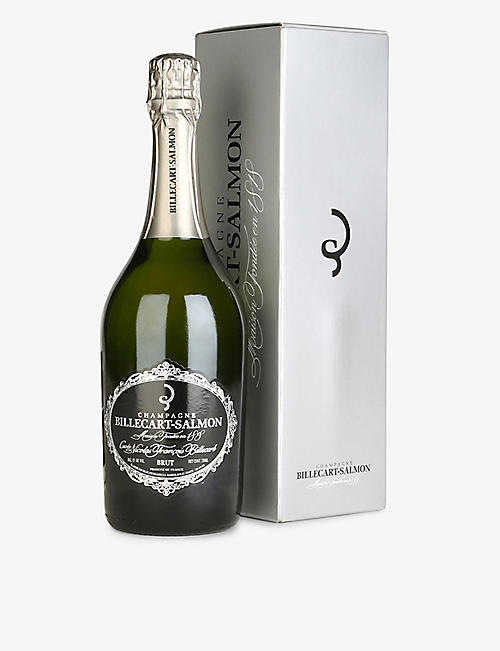 BILLECART SALMON: Cuvée Nicolas Francois 2002 Billecart vintage champagne 750ml