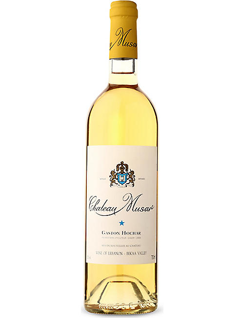 CHATEAU MUSAR: Blanc 2010 750ml