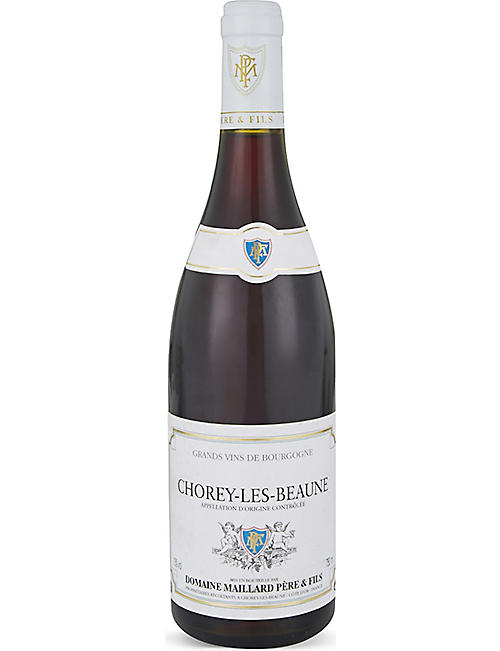 BURGUNDY Chorey les Beaune Rouge 750ml