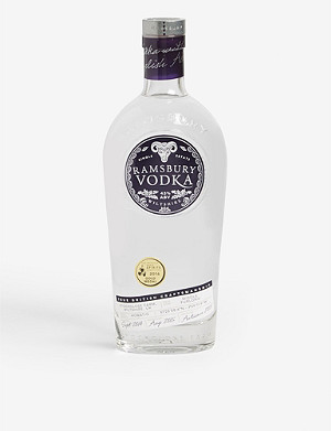 VODKA Single estate vodka 70cl