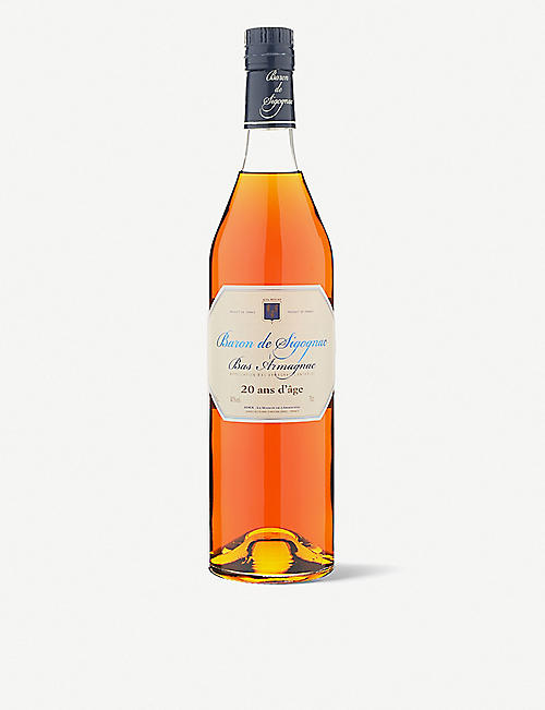 BARON DE SIGOGNAC 20 year old 700ml