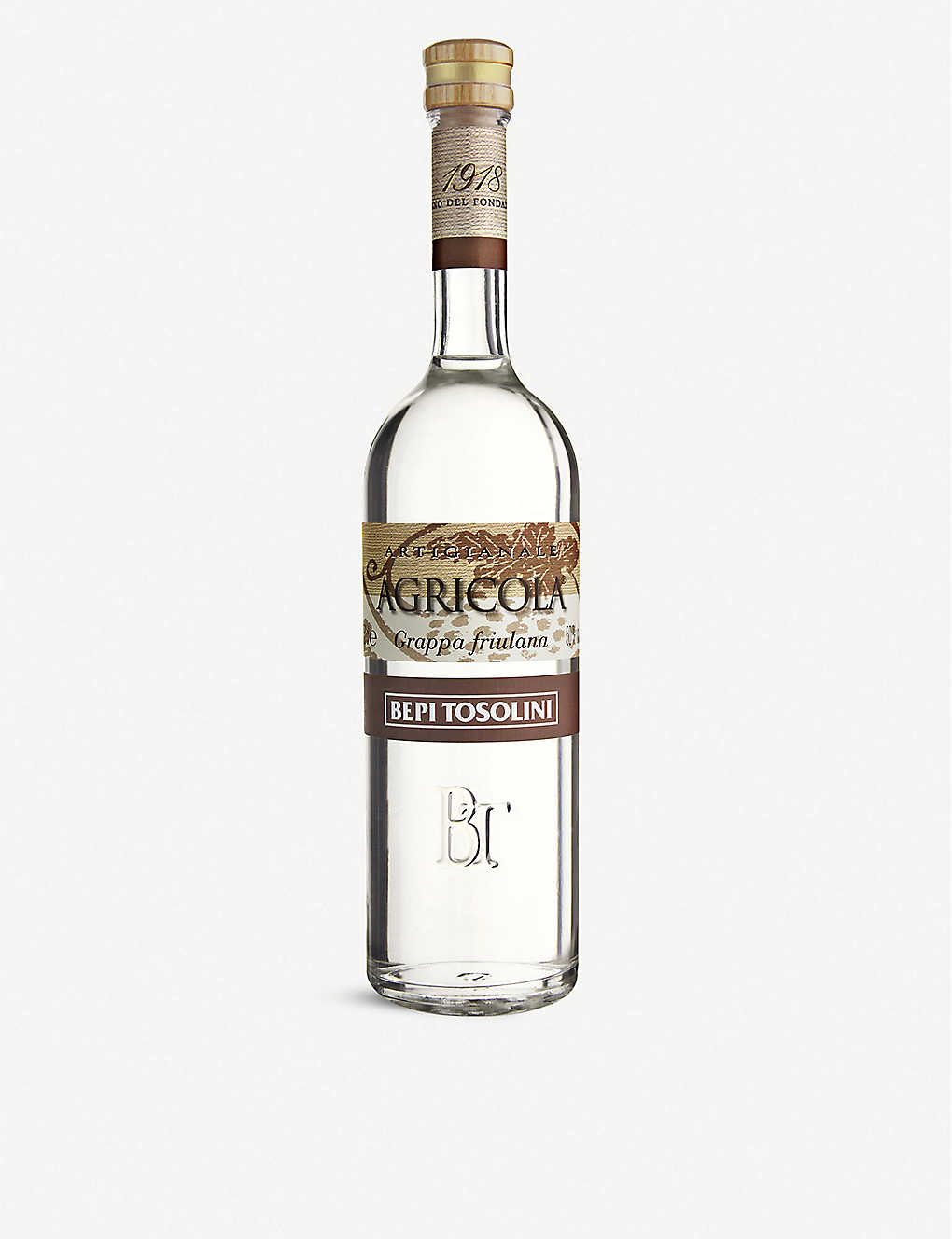 BEPI TOSOLINI: Agricola Grappa 500ml