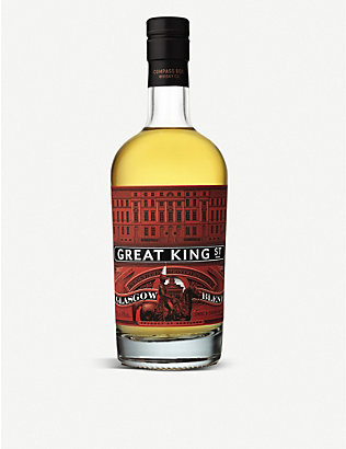COMPASS BOX: Great kings street Glasgow blend 500ml