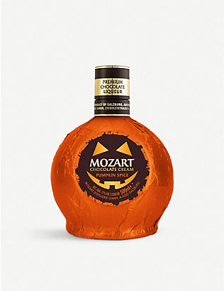 LIQUER: Pumpkin spice chocolate liqueur 500ml
