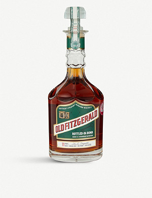 WHISKY AND BOURBON Old Fitzgerald Bottled-in-Bond Kentucky Straight bourbon whiskey 700ml