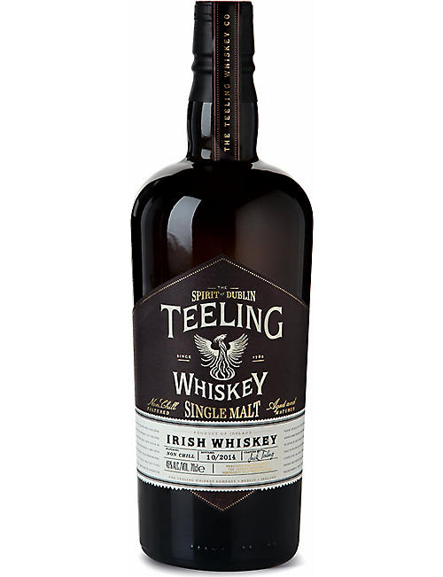 TEELING: Single malt whiskey 700ml