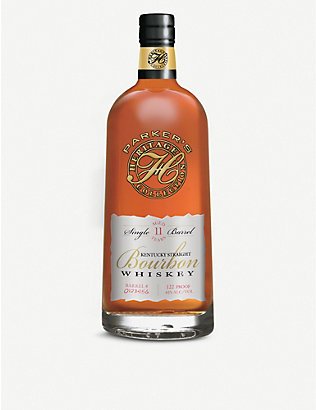 BOURBON: Parker's Heritage 12th Edition Kentucky straight bourbon whiskey 700ml