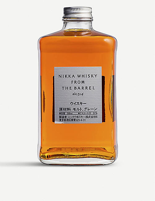 NIKKA: From the Barrel 500ml