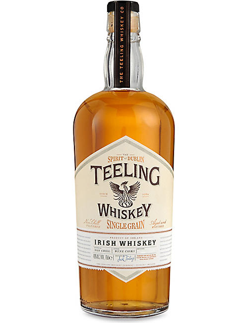 TEELING: Single grain whiskey 700ml