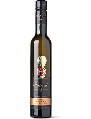 NEW ZEALAND Seifried Sweet Agnes Riesling dessert wine 375ml