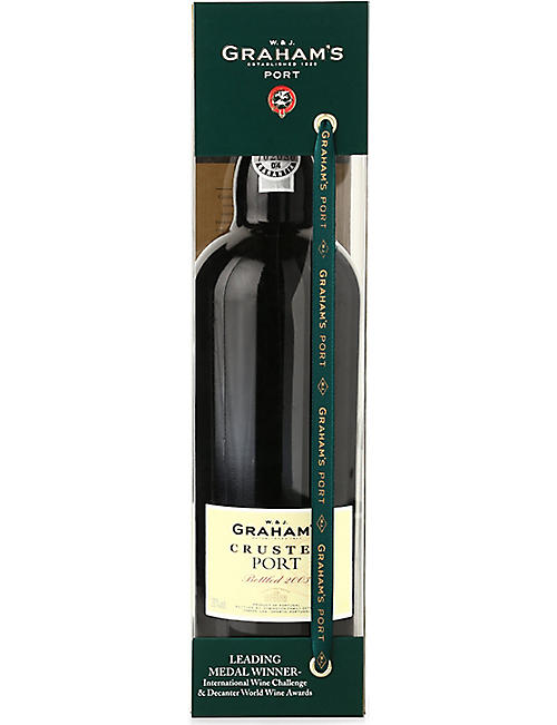 GRAHAMS'S Crusted Port 750ml