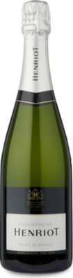 HENRIOT Blanc de Blancs coupe stack 750ml