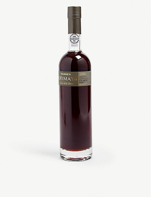 PORTUGAL: Warre's Otima 10-year-old tawny port 500ml