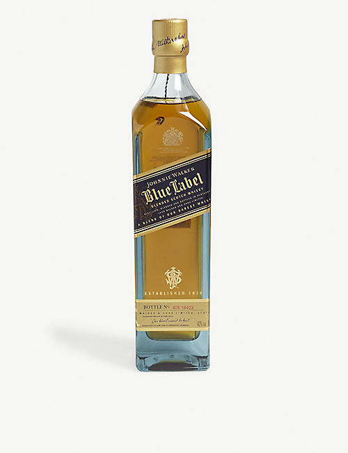 JOHNNIE WALKER: Blue Label 700ml
