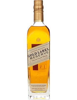 JOHNNIE WALKER: Gold Label Reserve 700ml