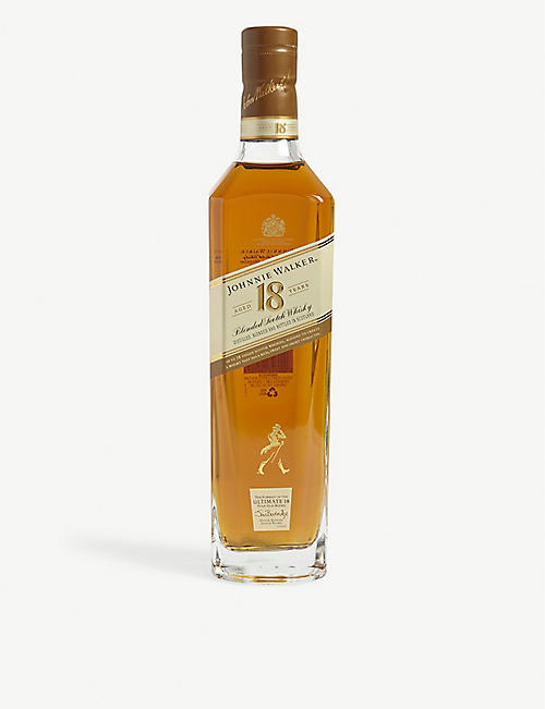 JOHNNIE WALKER Platinum Label 18-year-old Scotch whisky 700ml