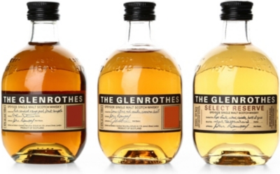 SPEYSIDE Glenrothes miniature set 3x100ml