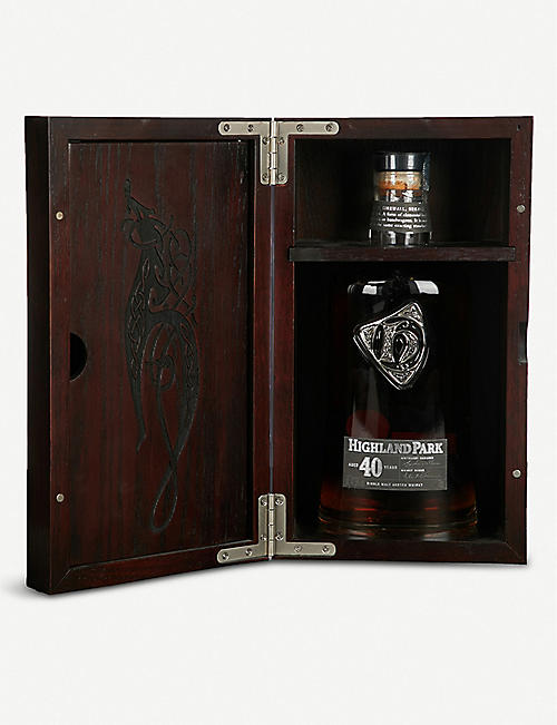 HIGHLAND PARK 40-year-old single malt Scotch whisky 700ml
