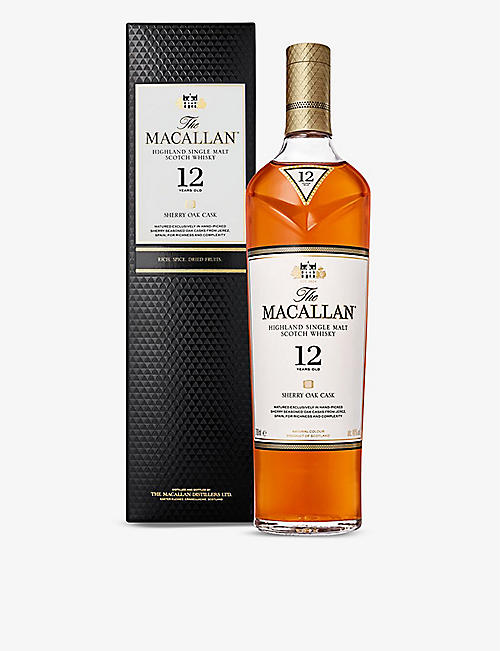 MACALLAN 12 year old sherry cask 700ml