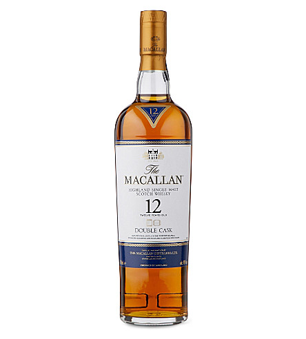 62ac1ee5691 MACALLAN - 12-year-old double cask Scotch whisky 700ml