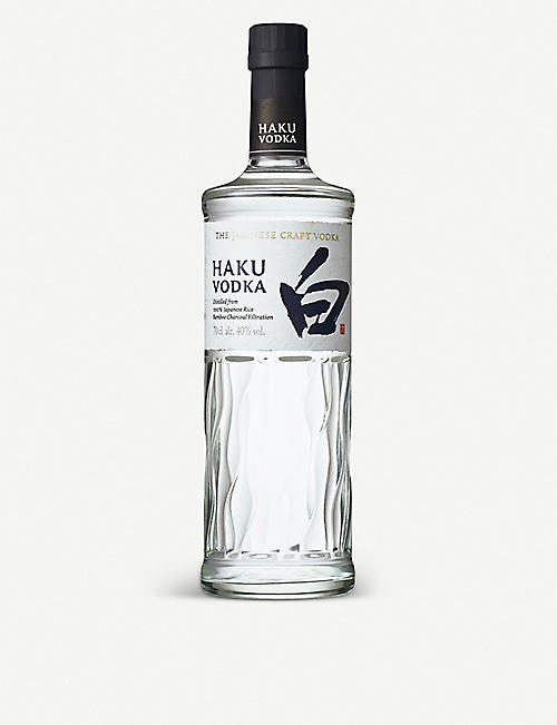 VODKA: Suntory Haku vodka 700ml