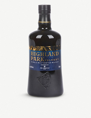 WHISKY AND BOURBON Highland Park Valknut single malt Scotch whisky 700ml