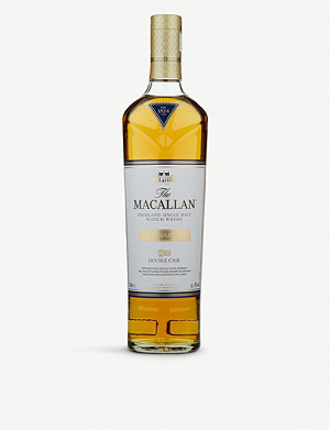 MACALLAN Macallan Gold Double Cask Highland single malt Scotch whisky 700ml