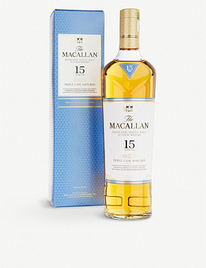 MACALLAN Macallan Fine Oak 12-year-old single malt Scotch whisky 700ml