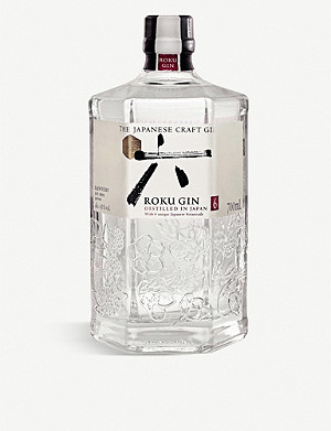 GIN The Japanese Craft Gin Roku gin 700ml