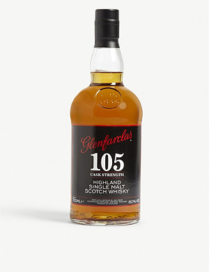 GLENFARCLAS 105 Cask Strength single malt whisky 700ml