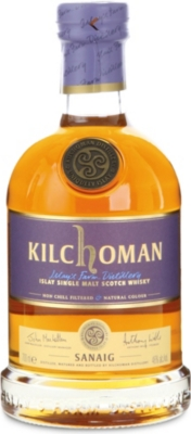 KILCHOMAN Kilchoman sanaig single malt scotch whiskey 700ml