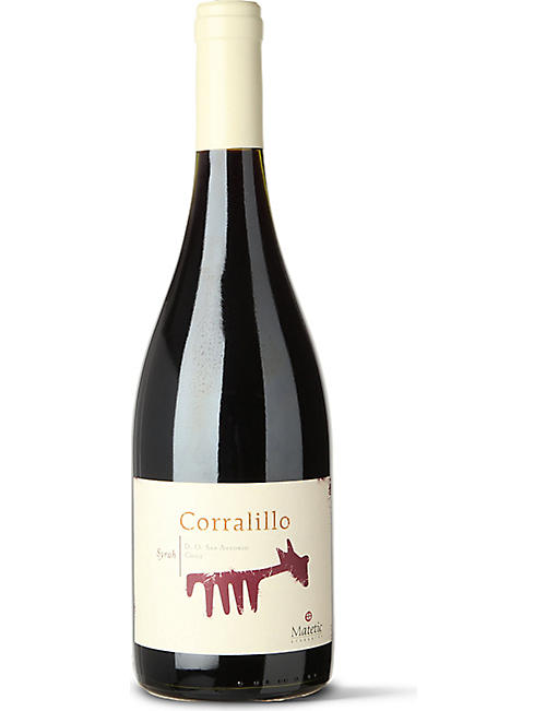 CHILE: Corralilo Syrah 750ml