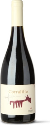 CHILE Corralilo Syrah 750ml