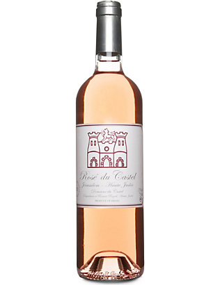 KOSHER: Rosé du Castel 750ml