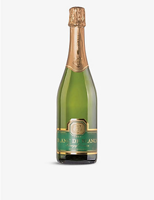 NONE: Brut Blanc de Blanc sparkling wine 750ml