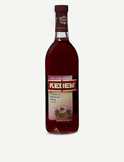 KEDEM: Traditional Kiddush wine 750ml