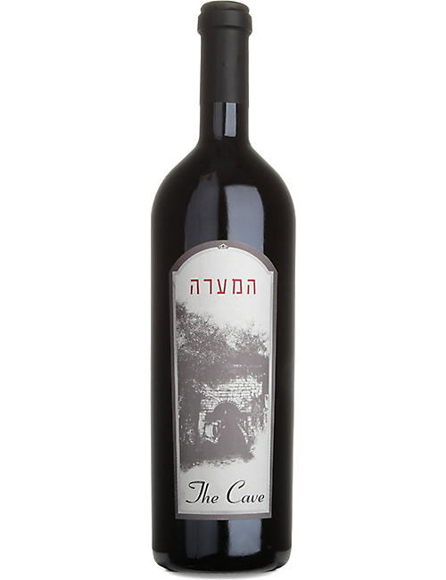 KOSHER: Kosher red wine 750ml
