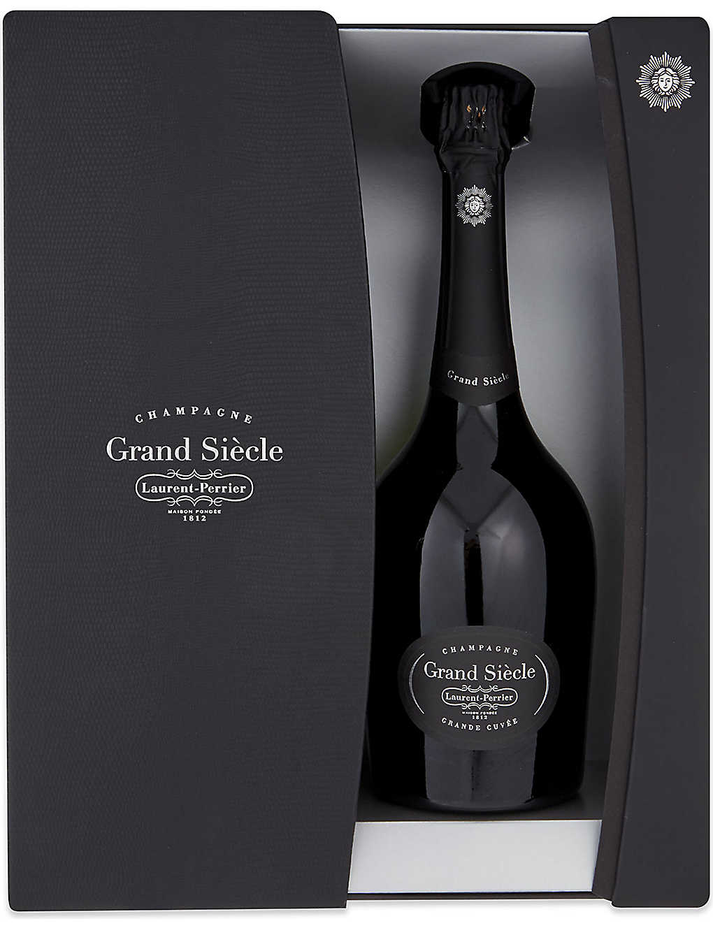 LAURENT PERRIER: Grand Siècle champagne 750ml