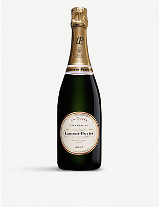 LAURENT PERRIER: Brut NV champagne 750ml