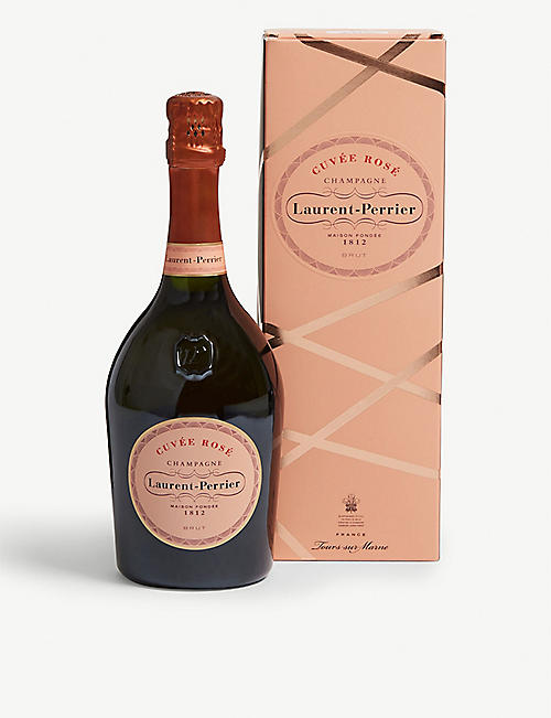 LAURENT PERRIER Cuvée 粉红干香槟 75cl