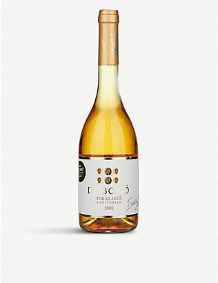 WORLD OTHER: Dobogo Tokaji 2008 wine 500ml