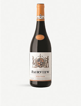 SOUTH AFRICA: Fairview Pinotage 2016 red wine 750ml