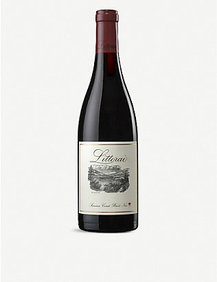 USA: Sonoma Coast Pinot Noir 2015 750ml