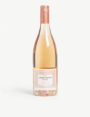 SPARKLING WINE: Hush Heath Estate Nannette's rosé 750ml