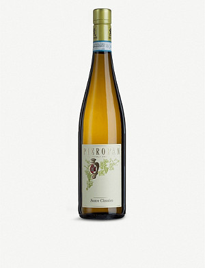 ITALY Soave Pieropan white wine 375ml