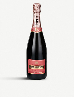CHAMPAGNE Piper-Heidsieck Ros? Sauvage Brut Champagne 750ml