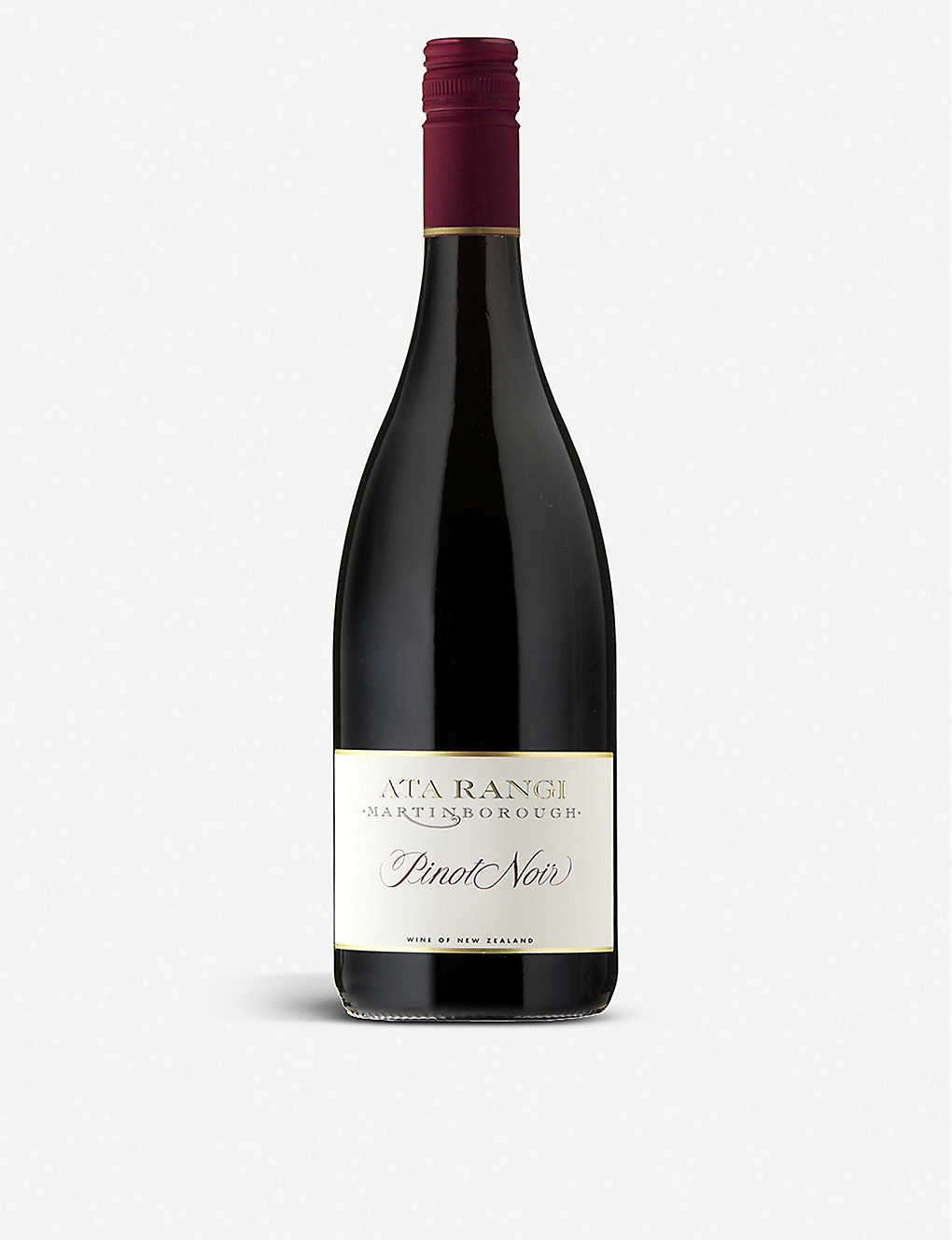 NEW ZEALAND: Ata Rangi 2016 pinot noir 750ml