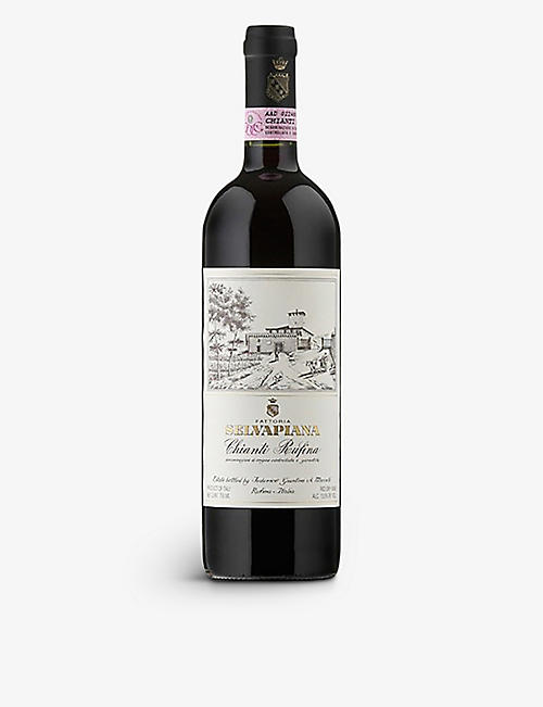 TUSCANY: Chianti Rufina red wine 750ml