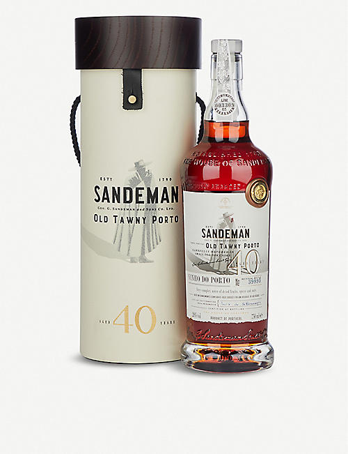 PORTUGAL Sandeman Old Tawny 40-year-old port 750ml