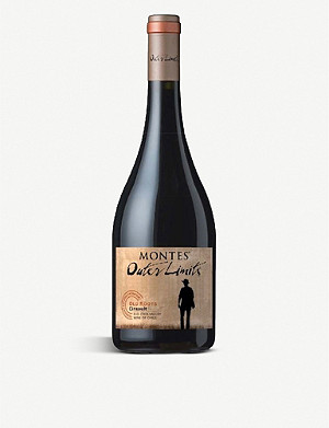 CHILE Old Roots Cinsualt Outer Limits 2014 750ml